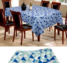 Pure Natural Table Cover With 4 Napkins