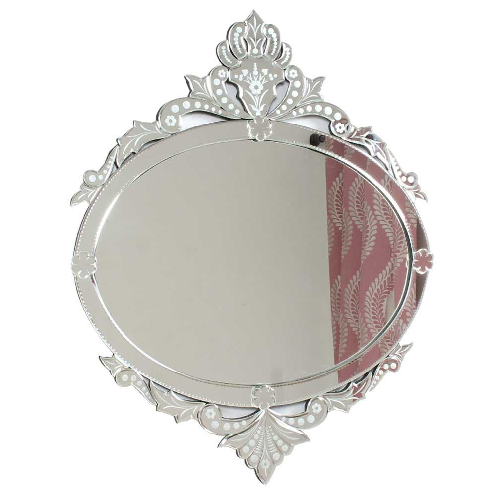 Crown Venetian Mirror