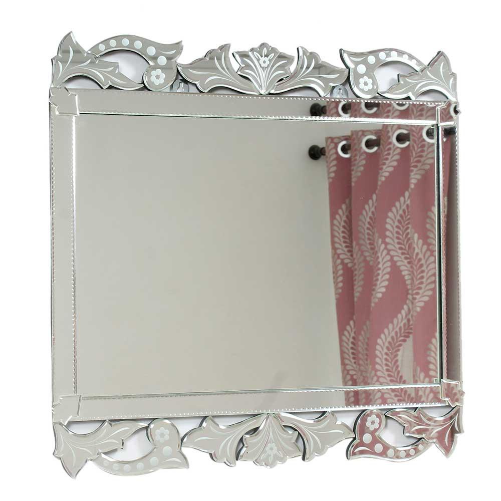 Venetian Style Square Mirror