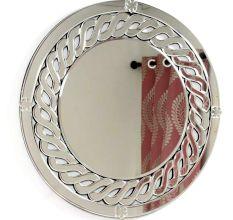 Round Double Circle Venetian Mirror