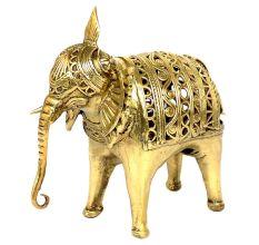 Dhokra Net Elephant