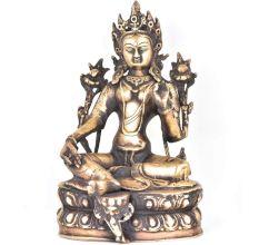 Brass Statue Tibetan Tara Statue