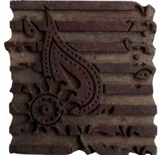 Old Wooden Decorative Blocks-464