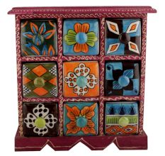 Spice Box-809 Masala Rack Container Gift Items