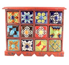 Spice Box-818 Masala Rack Container Gift Items