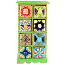 Spice Box-847 Masala Rack Container Gift Item