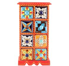 Spice Box-848 Masala Rack Container Gift Item