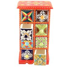 Spice Box Masala Rack Container Gift Item