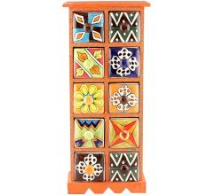 Spice Box-855 Masala Rack Container Gift Items