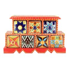 Spice Box-888 Masala Rack Container Gift Items