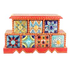 Spice Box-890 Masala Rack Container Gift Items