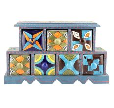 Spice Box-893 Masala Rack Container Gift Items