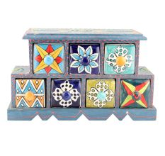 Spice Box-894 Masala Rack Container Gift Items