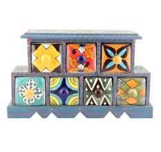 Spice Box-896 Masala Rack Container Gift Items