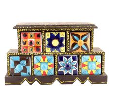 Spice Box-899 Masala Rack Container Gift Items