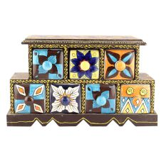 Spice Box-900 Masala Rack Container Gift Items
