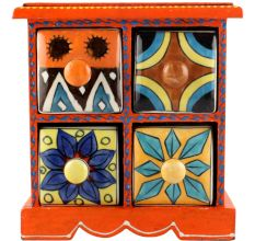 Spice Box-930 Masala Rack Container Gift Items