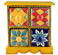 Spice Box-931 Masala Rack Container Gift Items