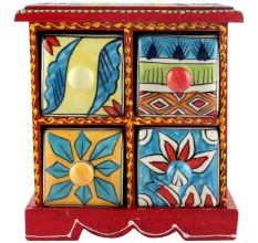Spice Box-933 Masala Rack Container Gift Items