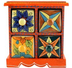 Spice Box-939 Masala Rack Container Gift Items