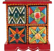 Spice Box-944 Masala Rack Container Gift Items