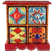 Spice Box-951 Masala Rack Container Gift Items