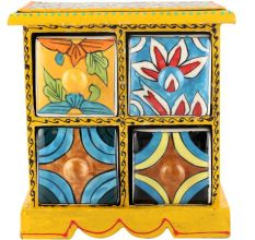 Spice Box-955 Masala Rack Container Gift Items