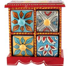 Spice Box-956 Masala Rack Container Gift Items