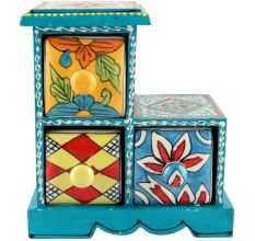 Spice Box-978 Masala Rack Container Gift Items
