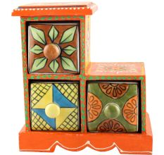 Spice Box-989 Masala Rack Container Gift Items