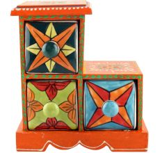 Spice Box-993 Masala Rack Container Gift Items