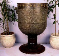 Bronze Planter-31.5 X 24.5 Inches