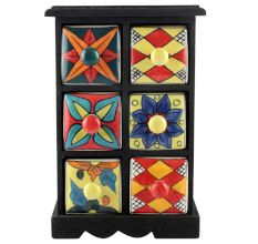 Spice Box-1160 Masala Rack Container Gift Items