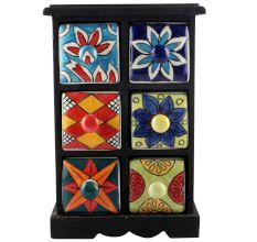 Spice Box-1171 Masala Rack Container Gift Items
