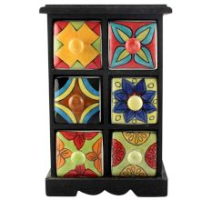 Spice Box-1174 Masala Rack Container Gift Items