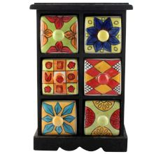 Spice Box-1178 Masala Rack Container Gift Items