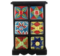Spice Box-1182 Masala Rack Container Gift Items