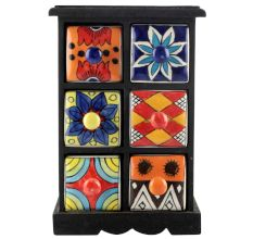 Spice Box-1183 Masala Rack Container Gift Items