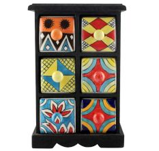 Spice Box-1184 Masala Rack Container Gift Items