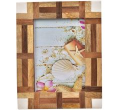 Personalised Wooden Photo Frame