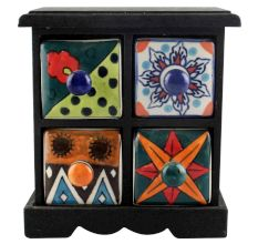 Spice Box-1191 Masala Rack Container Gift Items