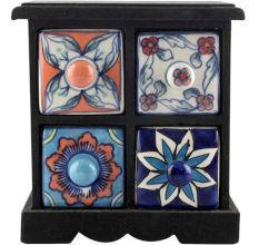 Spice Box-1196 Masala Rack Container Gift Items