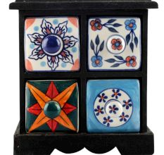 Spice Box-1198 Masala Rack Container Gift Items
