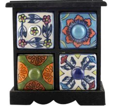 Spice Box-1208 Masala Rack Container Gift Items