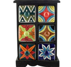 Spice Box-1209 Masala Rack Container Gift Items