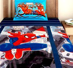 Bombay Dyeing Disney Kids Bedsheet : Ultimate Spider Man