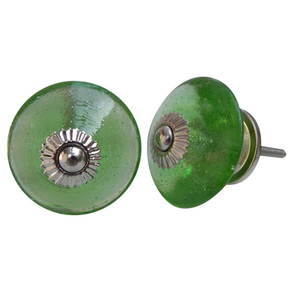 Green Wheel Knob