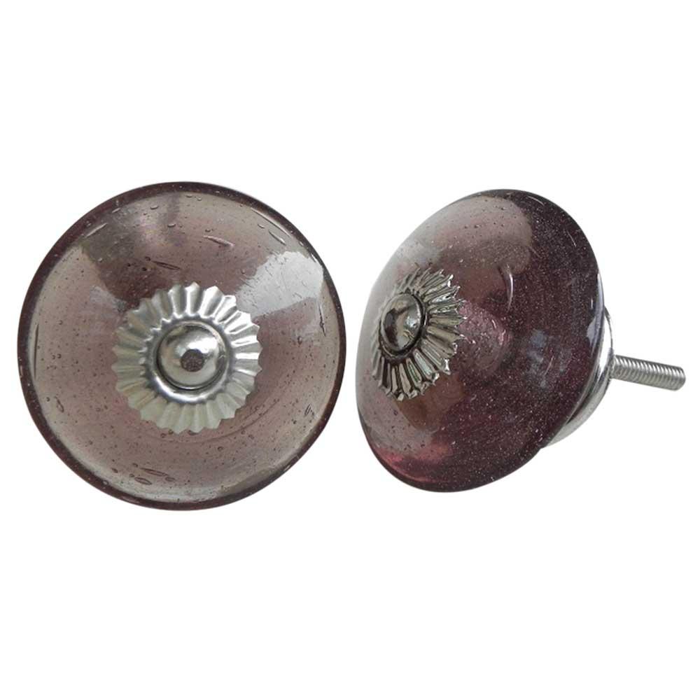 Purple Wheel Knob
