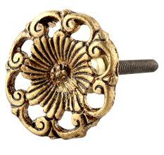 Brass Round Drawer Knobs Online