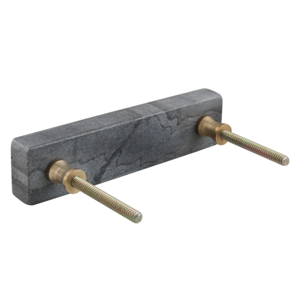 Grey Stone Gold Line Handles